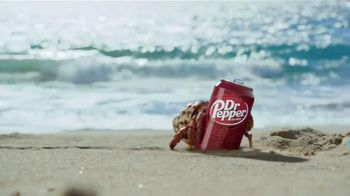 Dr Pepper TV Spot, 'One of a Kind Crab Shell' - Thumbnail 5