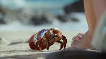 Dr Pepper TV Spot, 'One of a Kind Crab Shell' - Thumbnail 8