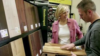Lumber Liquidators TV Spot, 'More Floor for Less Money' - Thumbnail 1