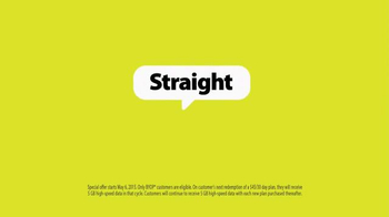 Straight Talk Wireless TV Spot, 'A Plan With Muscles' - Thumbnail 1