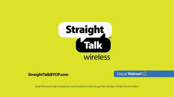 Straight Talk Wireless TV Spot, 'A Plan With Muscles' - Thumbnail 9