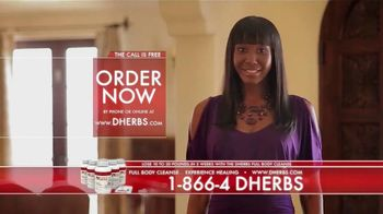 DHerbs Full Body Cleanse TV Spot, 'Feel the Difference'