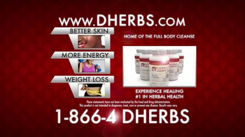 DHerbs Full Body Cleanse TV Spot, 'Feel the Difference' - Thumbnail 4