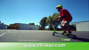 Yvolution Y Fliker TV Spot, 'Self Propelling Fun' - Thumbnail 4