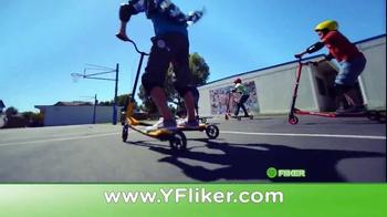 Yvolution Y Fliker TV Spot, 'Self Propelling Fun' - Thumbnail 7