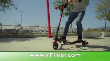 Yvolution Y Fliker TV Spot, 'Self Propelling Fun' - Thumbnail 8