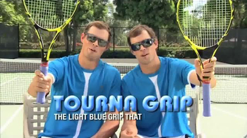 Tourna Grip TV Spot, 'Never a Bad Day' Featuring Bob and Mike Bryan - Thumbnail 6