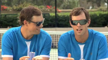 Tourna Grip TV Spot, 'Never a Bad Day' Featuring Bob and Mike Bryan - Thumbnail 4