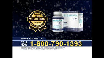 Lipozene TV Spot, 'Millions of People' - Thumbnail 3