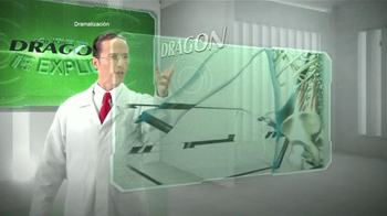 Dragon Pain Relief Cream TV Spot, 'Pomada Dragon' [Spanish] - Thumbnail 2
