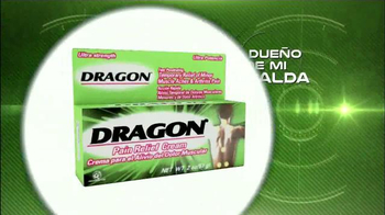 Dragon Pain Relief Cream TV Spot, 'Pomada Dragon' [Spanish] - Thumbnail 7