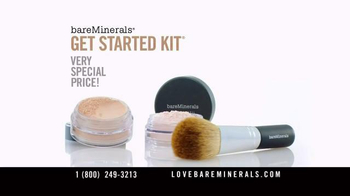 Bare Minerals Get Started Kit TV Spot, 'Your Skin Type' - Thumbnail 2
