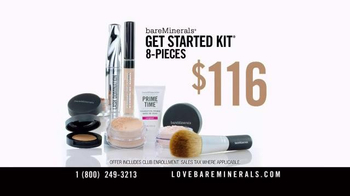 Bare Minerals Get Started Kit TV Spot, 'Your Skin Type' - Thumbnail 8