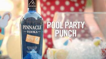 Pinnacle Vodka TV Spot, 'Pool Party Punch' - Thumbnail 1
