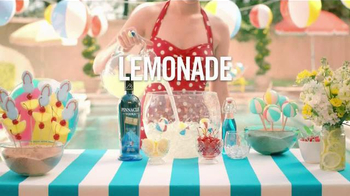 Pinnacle Vodka TV Spot, 'Pool Party Punch' - Thumbnail 3