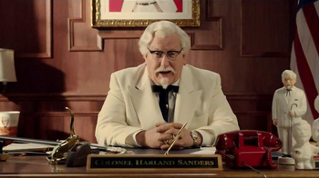 KFC Finger Lickin' Good Sauce TV Spot, 'Secret Sauce' Feat. Darrell Hammond - Thumbnail 1