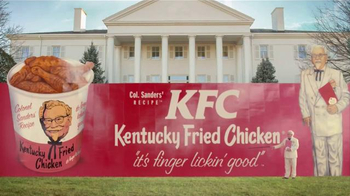 KFC Finger Lickin' Good Sauce TV Spot, 'Secret Sauce' Feat. Darrell Hammond - Thumbnail 6