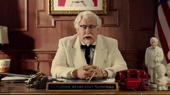 KFC Finger Lickin' Good Sauce TV Spot, 'Secret Sauce' Feat. Darrell Hammond - Thumbnail 2