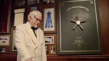 KFC Finger Lickin' Good Sauce TV Spot, 'Secret Sauce' Feat. Darrell Hammond - 691 commercial airings