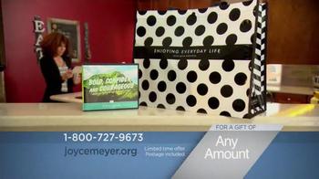 Joyce Meyer Ministries TV Spot, 'Gift' - Thumbnail 4