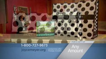 Joyce Meyer Ministries TV Spot, 'Gift' - Thumbnail 5