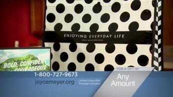 Joyce Meyer Ministries TV Spot, 'Gift' - Thumbnail 6