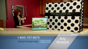 Joyce Meyer Ministries TV Spot, 'Gift' - Thumbnail 7