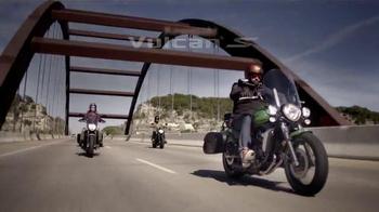 2015 Kawasaki Vulcan S TV Spot, 'Find Your Fit' - Thumbnail 8