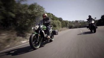2015 Kawasaki Vulcan S TV Spot, 'Find Your Fit' - Thumbnail 2