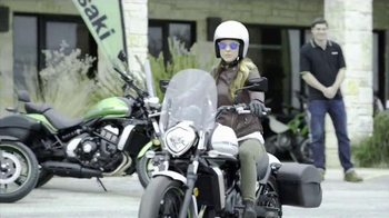 2015 Kawasaki Vulcan S TV Spot, 'Find Your Fit' - Thumbnail 6