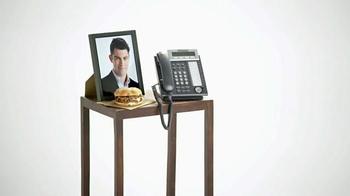 McDonald's Third Pound Burger TV Spot, 'Phone' Feat. Max Greenfield - Thumbnail 2