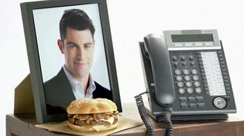 McDonald's Third Pound Burger TV Spot, 'Phone' Feat. Max Greenfield - Thumbnail 3