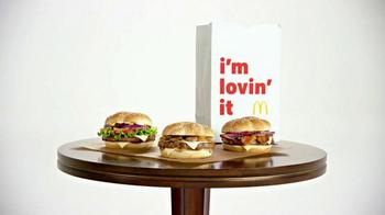 McDonald's Third Pound Burger TV Spot, 'Phone' Feat. Max Greenfield - Thumbnail 4