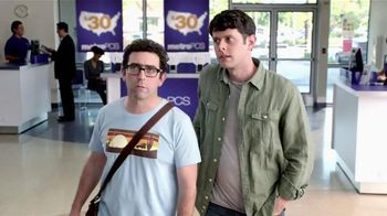 MetroPCS TV Spot, 'Discovery' - 4460 commercial airings
