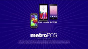 MetroPCS TV Spot, 'Discovery' - Thumbnail 6