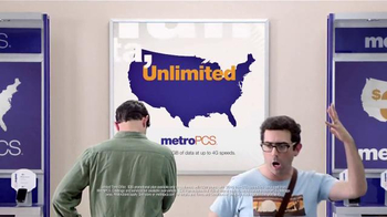 MetroPCS TV Spot, 'Discovery' - Thumbnail 5