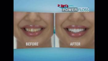 Dr. Hart's Power Floss TV Spot, 'Fast, Easy, Pain-free' - Thumbnail 4
