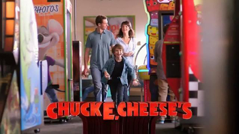 Chuck E. Cheese's TV Spot, 'Pretty Good Case' - Thumbnail 7