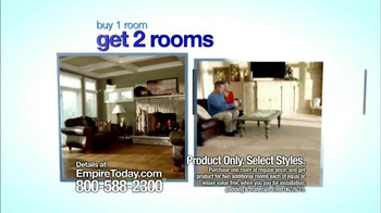Empire Today Buy One Get Two Free TV Spot, 'Save Big' - Thumbnail 4