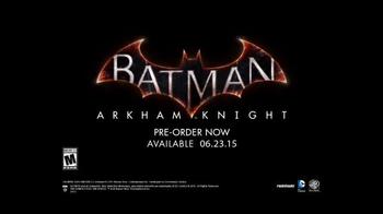 Batman: Arkham Knight TV Spot, 'Be the Batman' - Thumbnail 9
