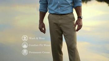 Wrangler No Iron Khaki TV Spot, 'That's a Deal' Featuring Brett Favre - Thumbnail 3