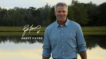 Wrangler No Iron Khaki TV Spot, 'That's a Deal' Featuring Brett Favre