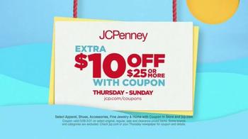 JCPenney Huge Sale TV Spot, 'Summer Savings' - Thumbnail 4