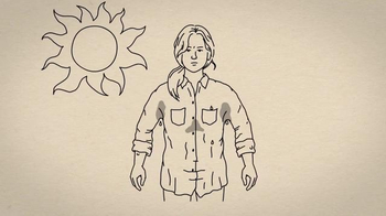 Duluth Trading Armachillo Shirts TV Spot, 'Put the Heat on Hold' - Thumbnail 3