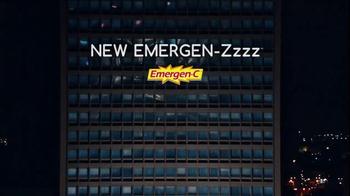 Emergen-C Emergen-Zzzz TV Spot, 'Nighttime Relief' - Thumbnail 7