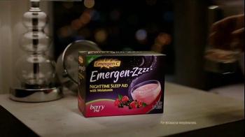 Emergen-C Emergen-Zzzz TV Spot, 'Nighttime Relief' - Thumbnail 2