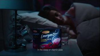 Emergen-C Emergen-Zzzz TV Spot, 'Nighttime Relief' - Thumbnail 6