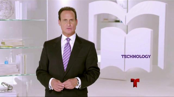 Telemundo TV Spot, \'Learning is Succeeding\' Featuring José Díaz Balart