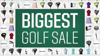 Dick's Sporting Goods Biggest Golf Sale TV Spot, 'Everything You Need' - Thumbnail 1