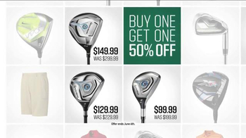 Dick's Sporting Goods Biggest Golf Sale TV Spot, 'Everything You Need' - Thumbnail 5